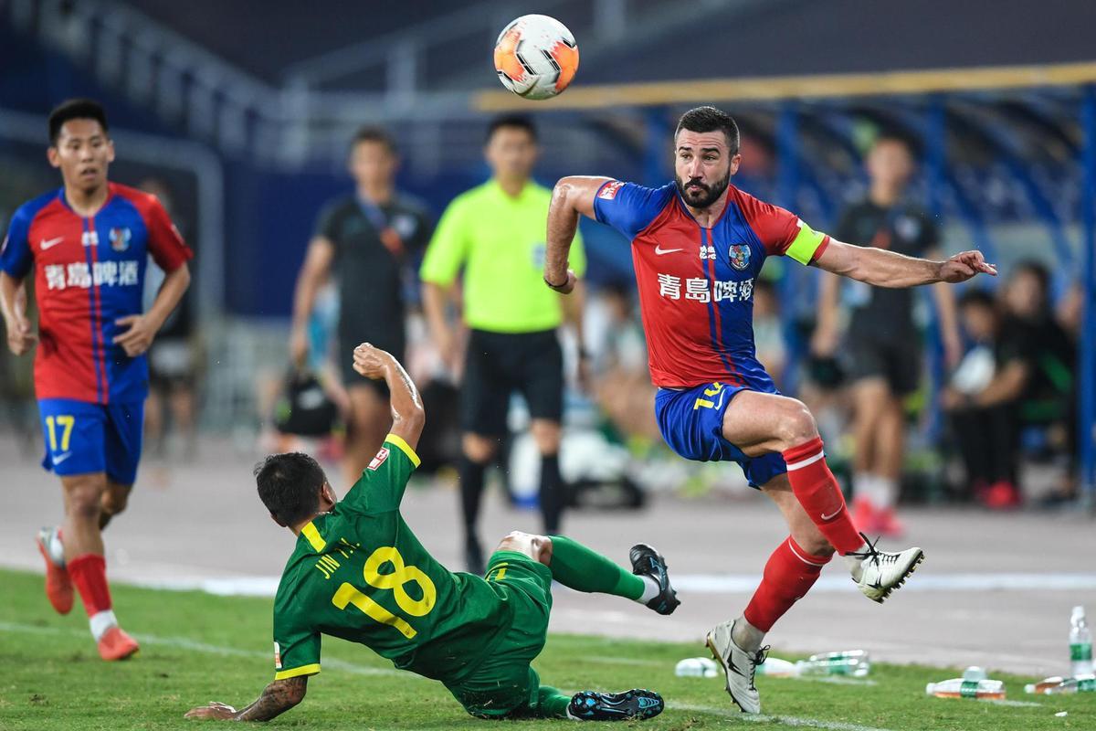 「中超B」赛事前瞻:北京国安vs青岛黄海,北京国安利刃出鞘