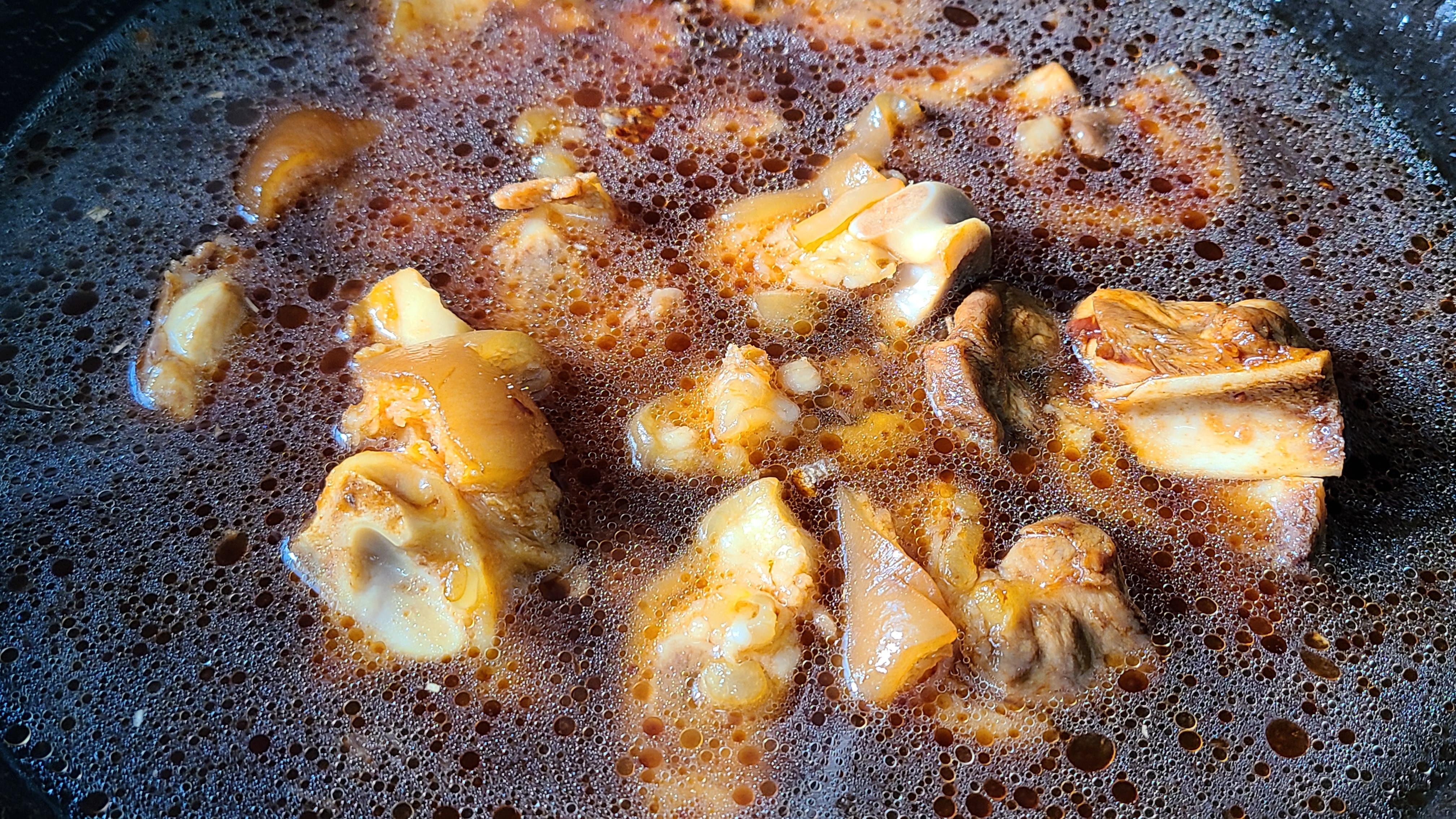 豬腳這個吃法太香了,很好吃的一道美食,簡單家常又下飯
