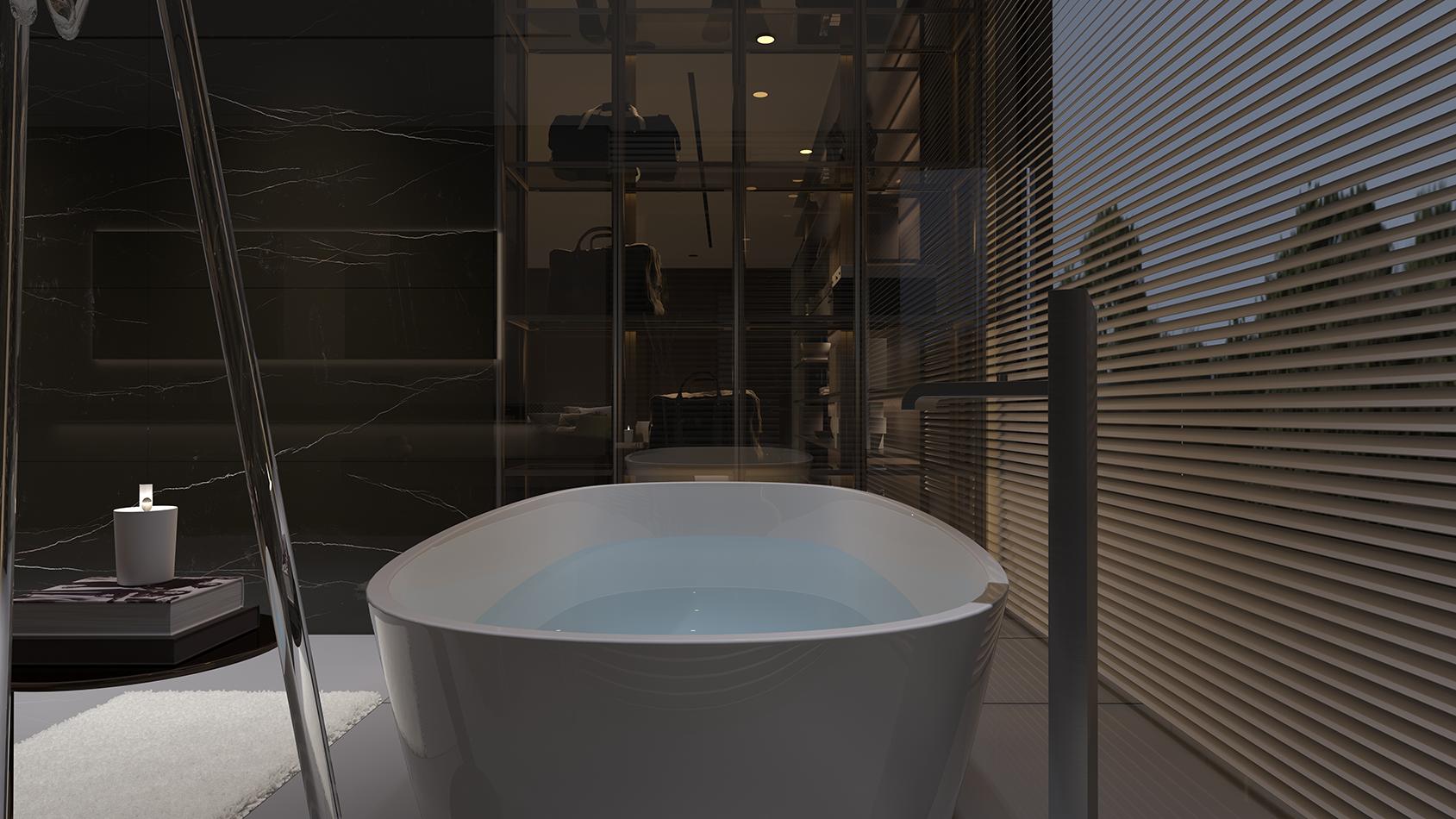 苏州980m²气质大宅,有钱人的精致和品味全在细节里