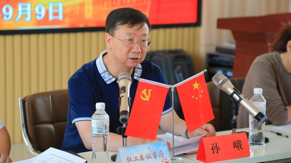 """安宁区试点社区正式成立""""社工委"""""""