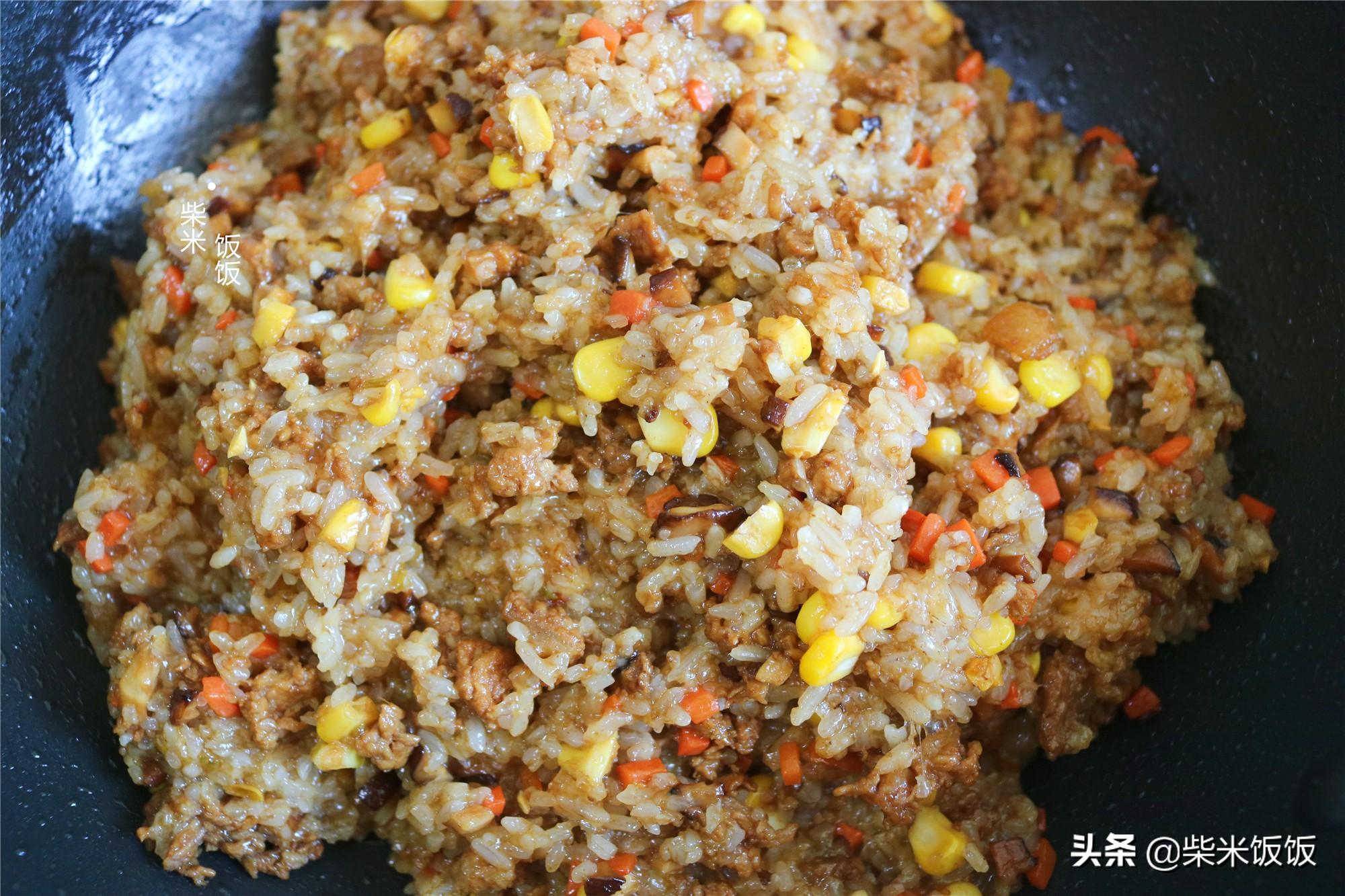 孩子点名要吃的烧麦,做法比饺子简单,一锅蒸33个,凉了也好吃 美食做法 第11张