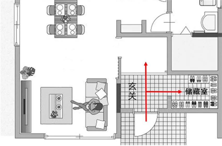 为何日本人玄关放鞋不凌乱还没异味?这2大设计和4处细节值得学