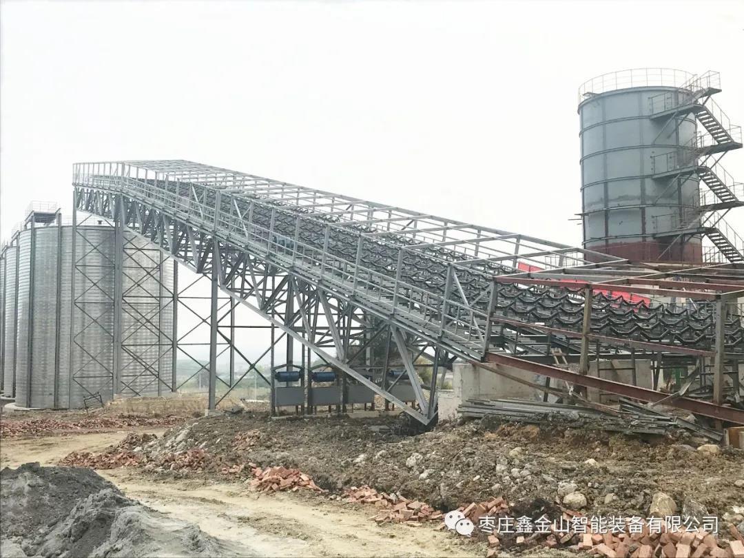 鑫金山EPC承建江西新余盛旺年产250万吨绿色骨料火热施工中