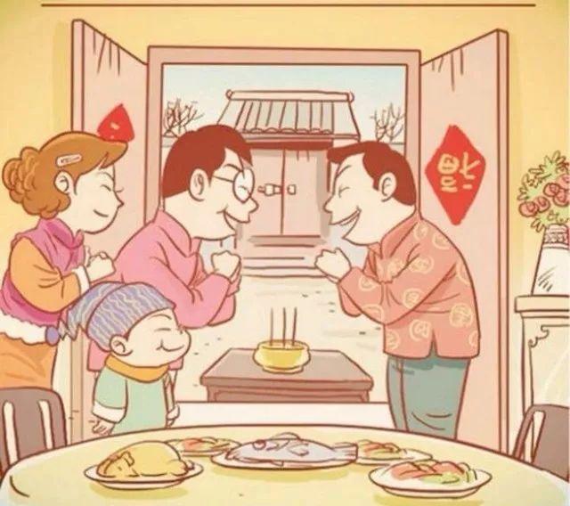 孩子辈分称呼大全图(最全亲戚称呼关系表)