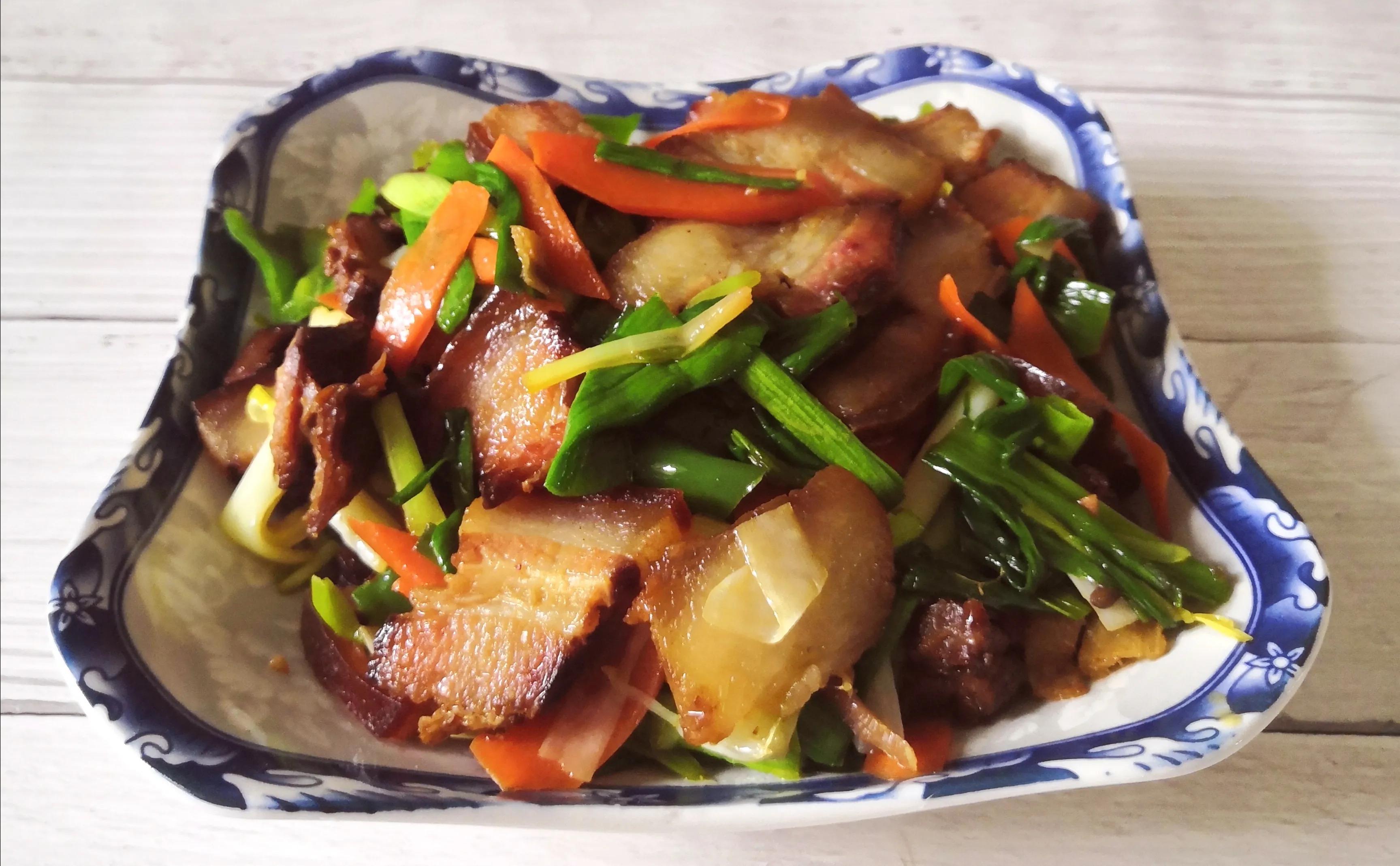 溫州特色醬油肉,在家做很方便,吃不到臘肉就用它解解饞