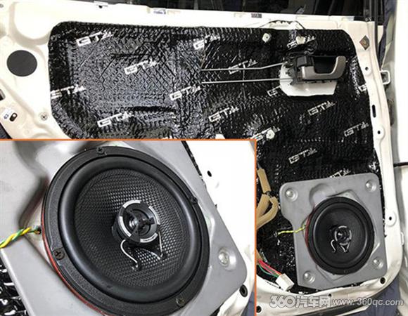 原车音响三频层次很糟糕怎么办?帕杰罗改装了一套两分频效果如何