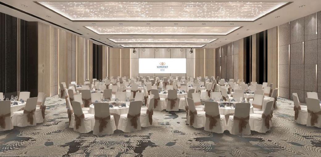 中建三局与雅诗阁中国强强联手 打造产城融合幸福空间