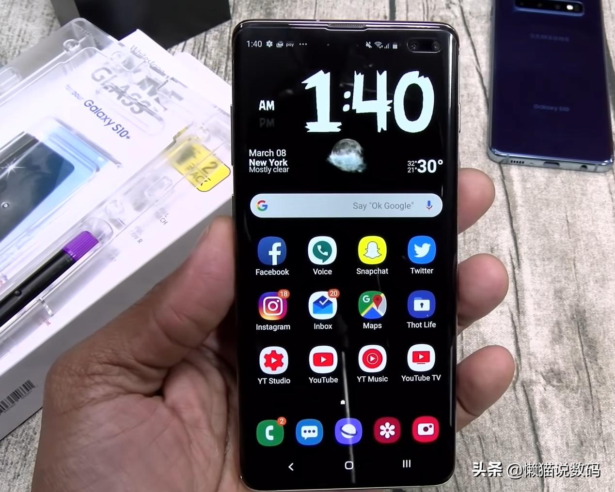 历数三星 Galaxy S系列产品从问世到现在的转变