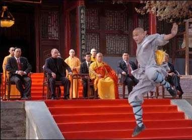 """正解:少林寺品牌的过度""""炒作"""""""