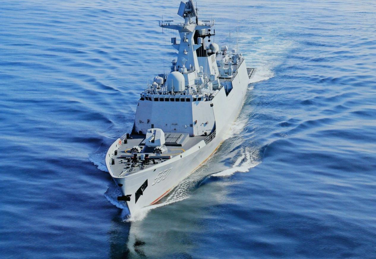 054A型护卫舰为何受海军青睐,在现代海战中承担什么角色?