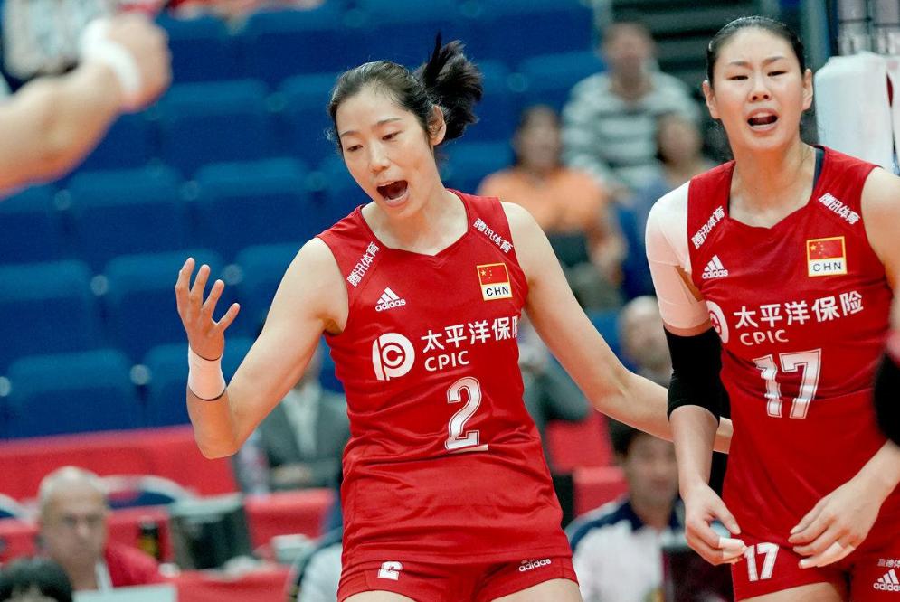 2019女排世界杯中国对日本直播(2019女排世界杯中国对日