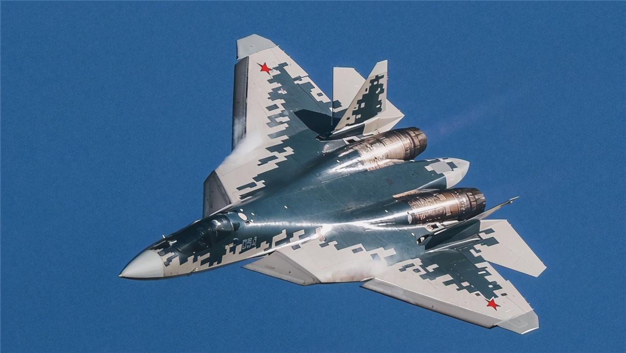 为何歼-20和F-22都不卖,唯独俄满世界推销苏-57?
