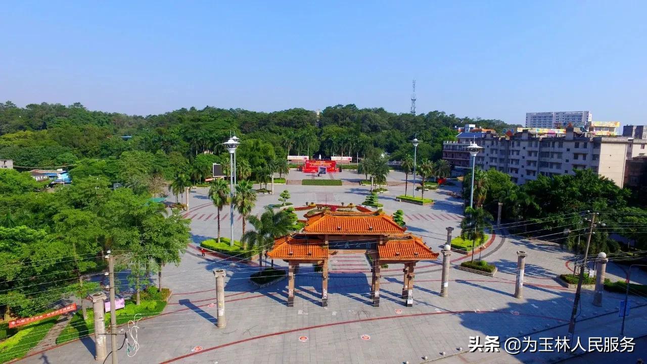 广西玉林市博白县,全广西人口大县,也是全国客家大县