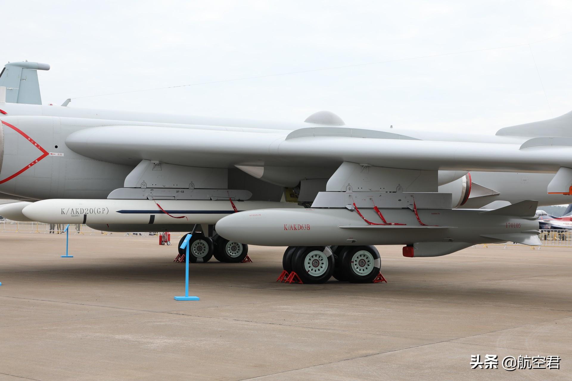 万里之外的外科手术式精准打击,世界上最具威力的空基巡航导弹