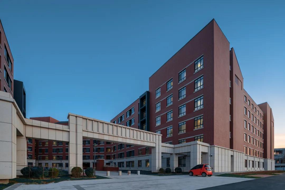 技术引领创新   天津大学北洋园校区硕士公寓二期