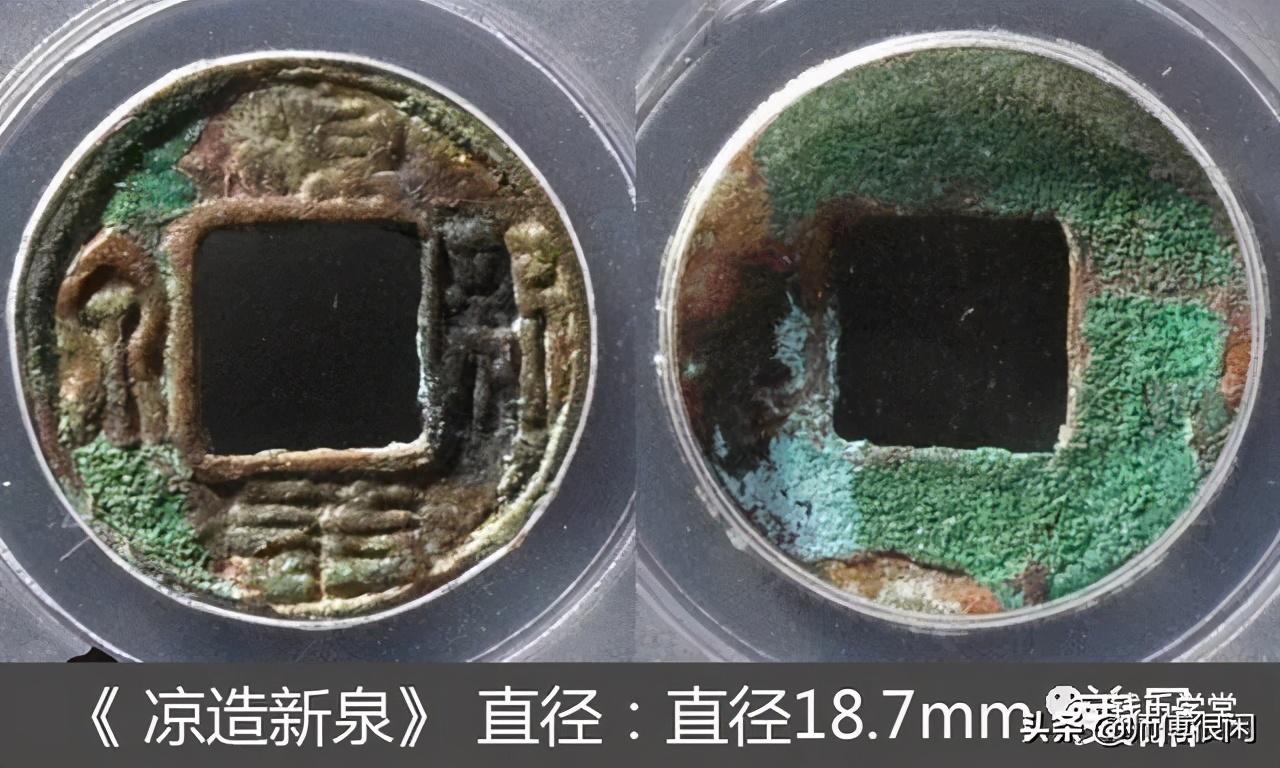 凉造新泉,您听说过这种钱币吗?是哪个朝代铸造的?