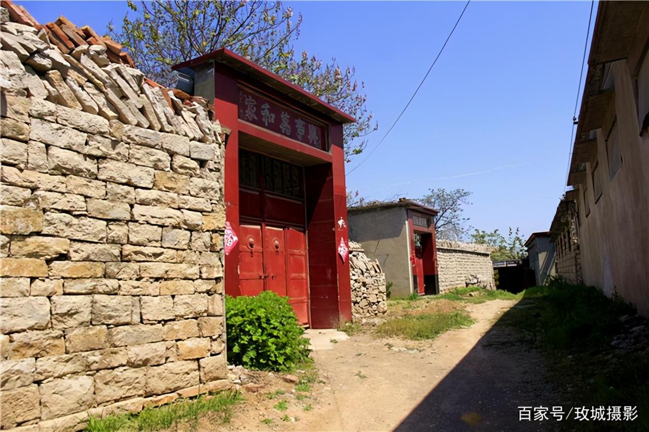 又是一年好春光,你是否还记得平阴县望口山静美的模样