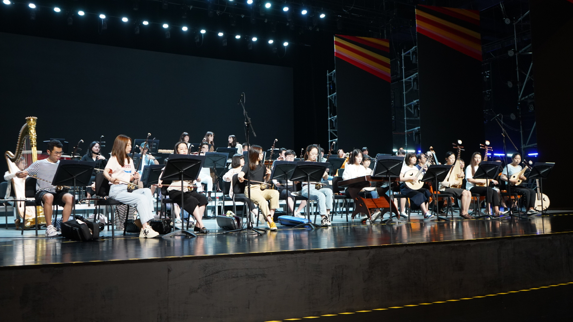 """共赏""""丝竹里的江南""""两岸媒体人遇见苏州民族管弦乐团"""