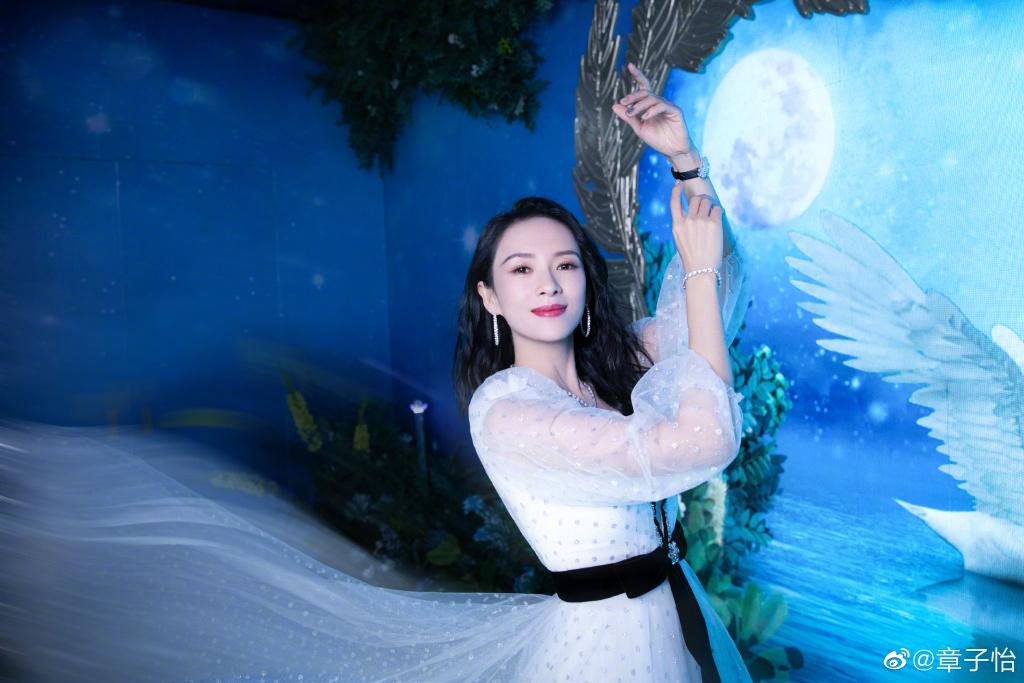 官宣!章子怡担任本届海南岛国际电影节形象大使