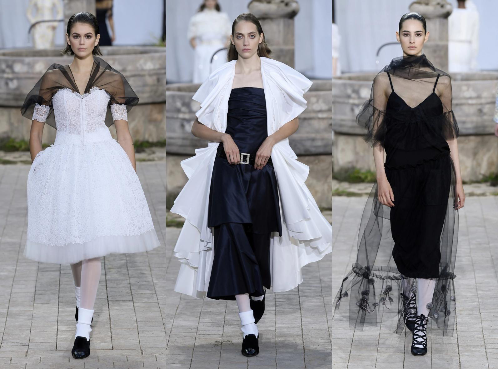 高级别致!60套香奈儿2020春夏季高级定制时装,你最喜欢哪一套?