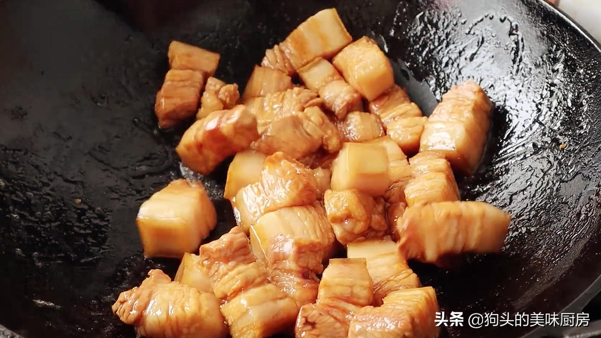做红烧肉时,掌握这些小技巧,红烧肉不腥不柴,软烂入味口感好 美食做法 第9张