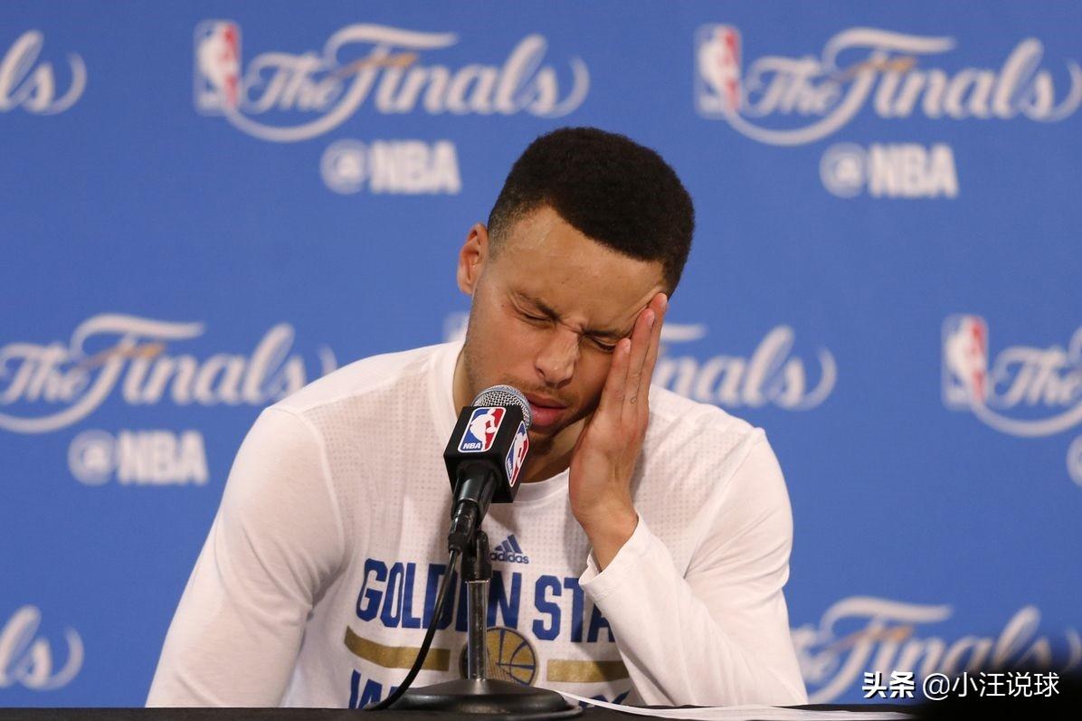 NBA:水花兄弟情!库里不禁落泪