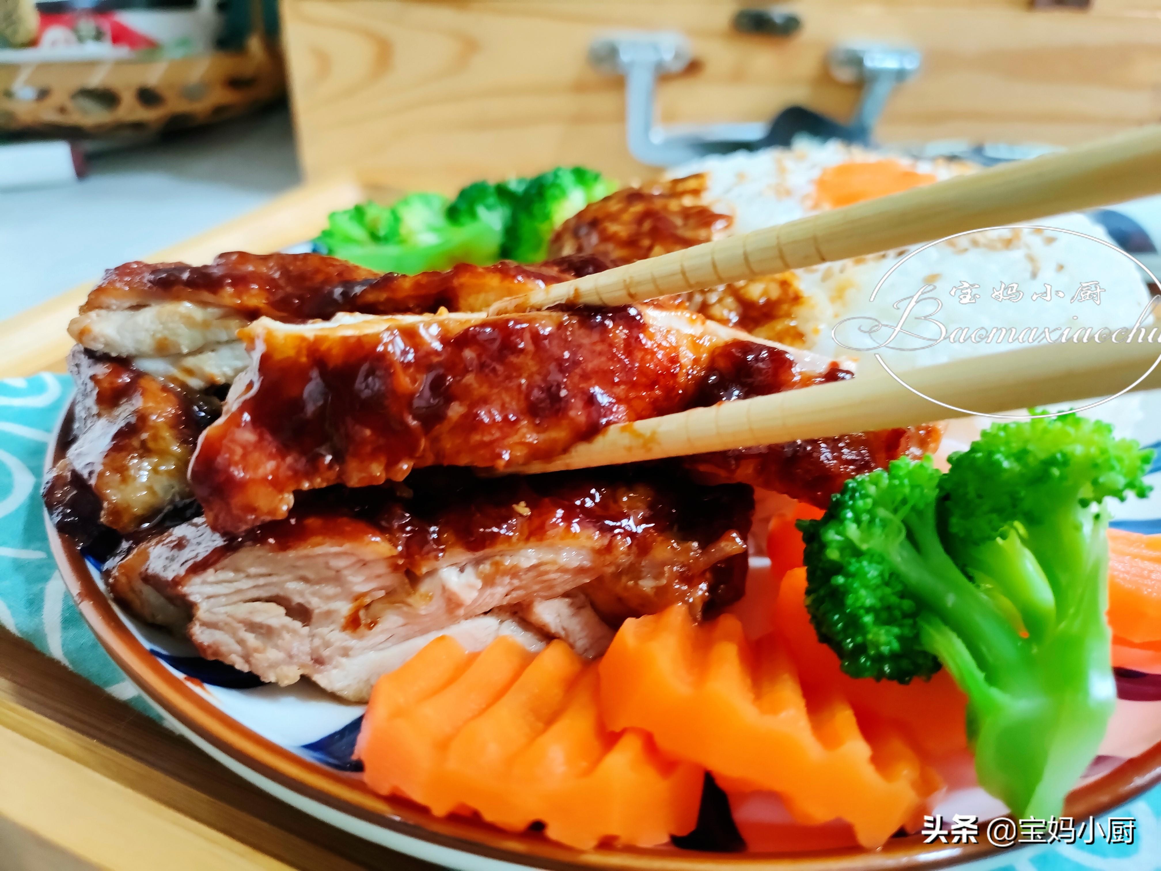 秋季转凉最爱鸡腿饭,用一汁成菜草本酱汁,3分钟入味,肉嫩多汁
