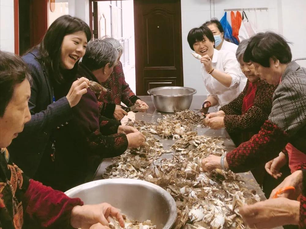 海阳嵊泗青沙养护院 | 一个留美硕士研究生如何服务于长者?