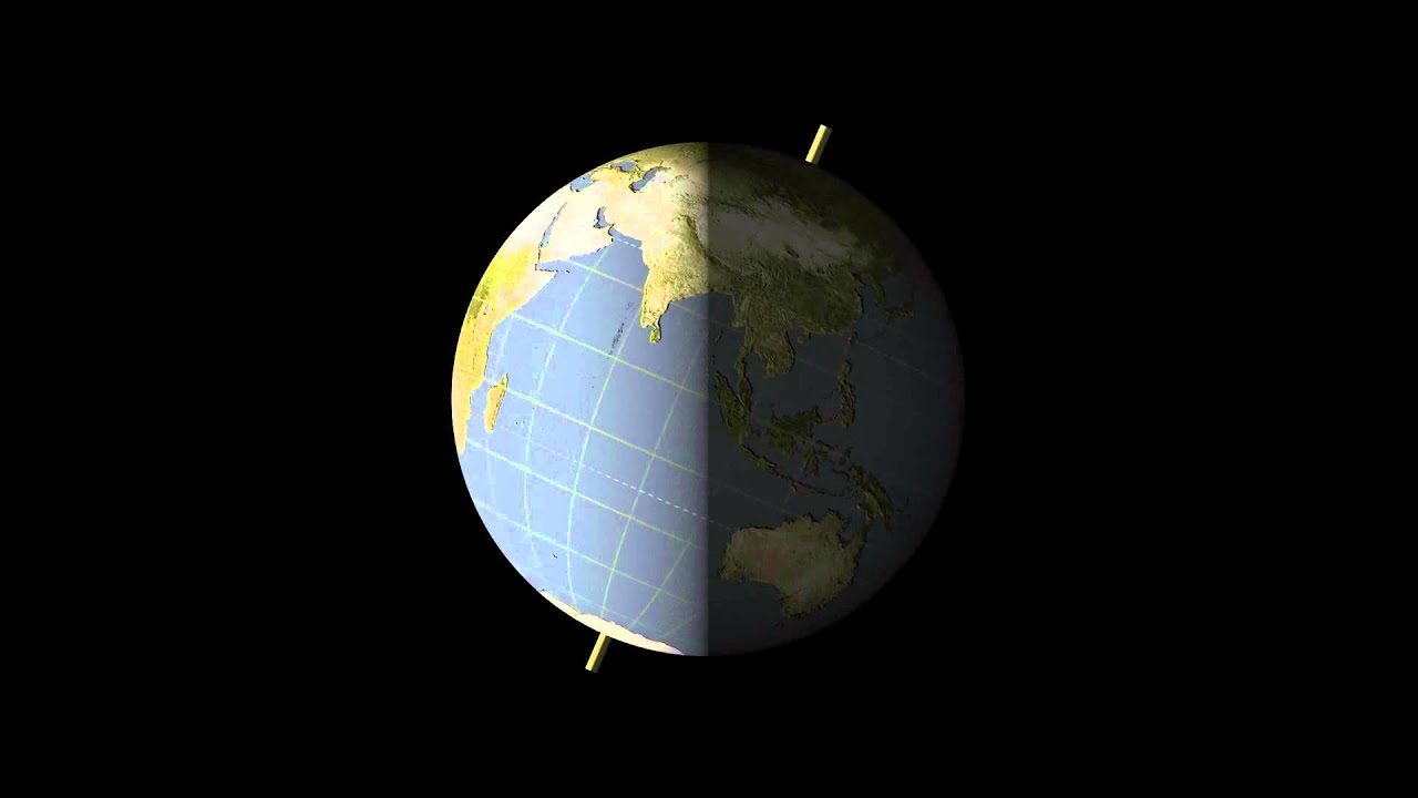 地球自转速度创50年来纪录!网友:难怪觉得一天时间不够用