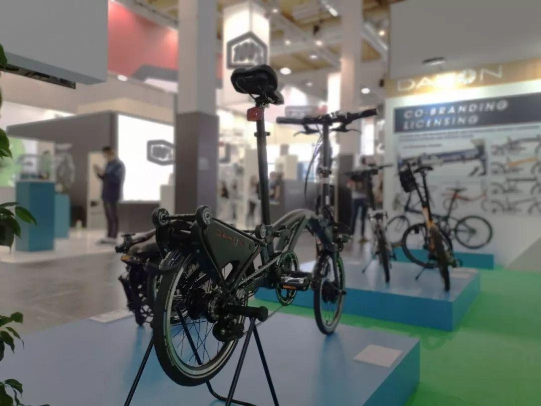 2019欧洲自行车展,大行新品闪耀亮相