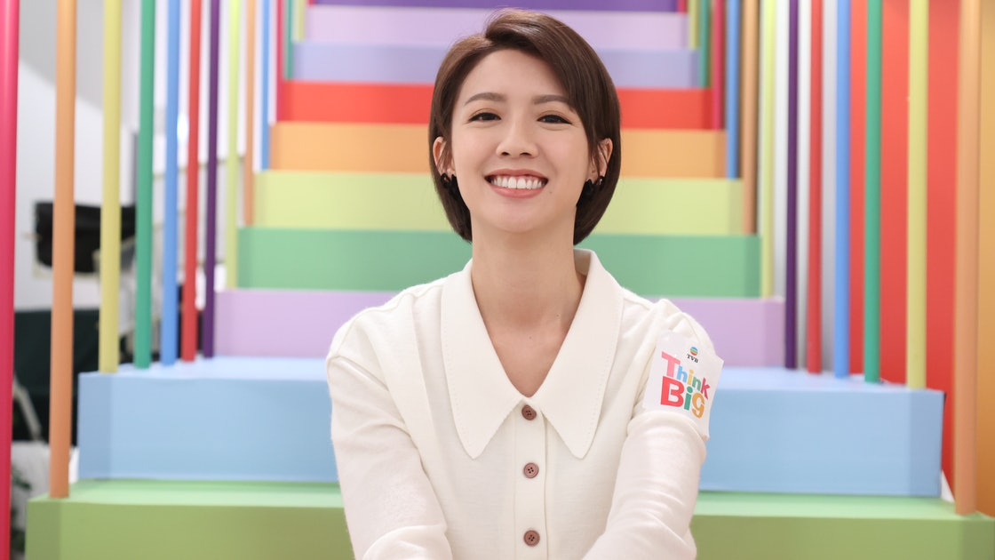 TVB视后蔡思贝为事业放弃组织家庭,直言做人不能太贪心