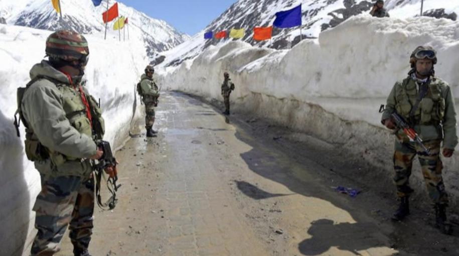 第7轮谈判又崩了,印军鹰派中将在拉达克正式掌权,今冬风险难料