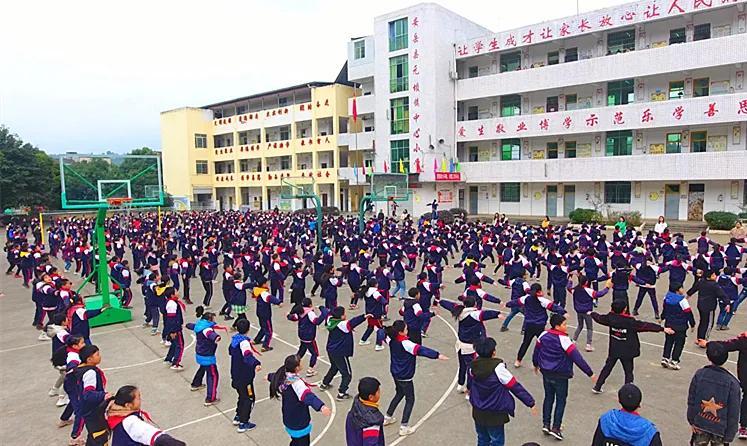 安岳元坝小学:北大学子成长的摇篮