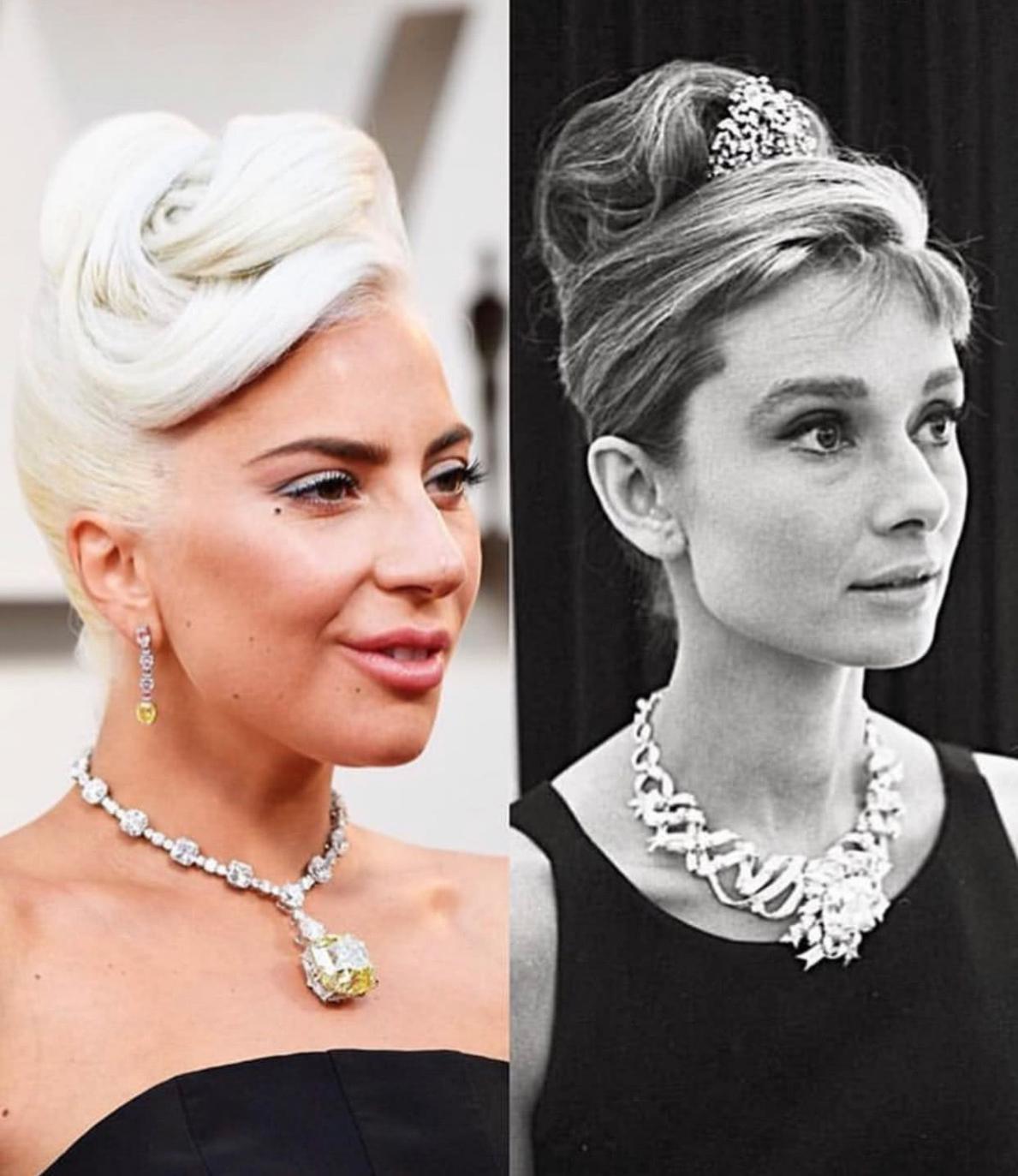 LadyGaga胸前钻石项链亮了,顶级珍品价值上亿,全球仅三人佩戴过