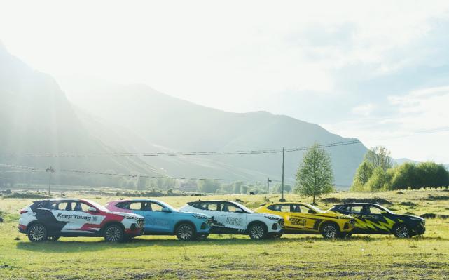 荣耀时刻!超感•新运动SUV长安欧尚X5第十万辆正式下线