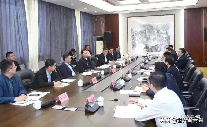 重磅官宣!与王俊飚座谈,郝强已任晋商银行党委书记、董事长