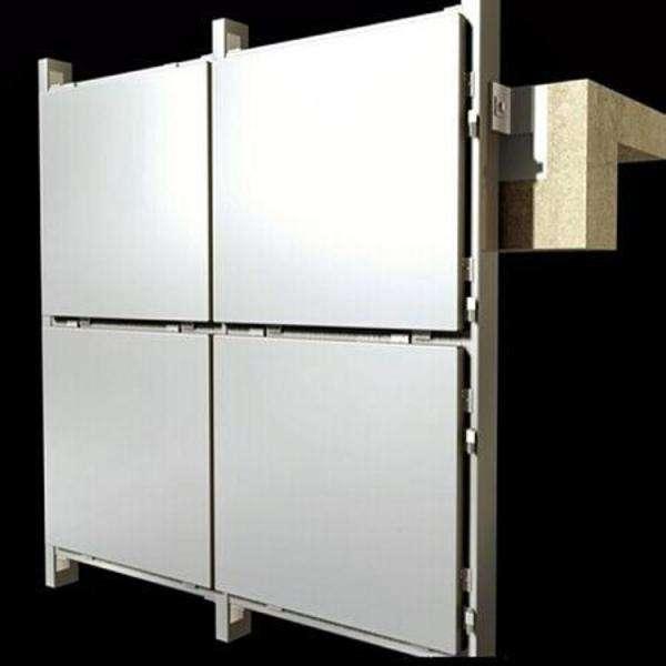 【铝板系列第14篇】氟碳铝单板,绿色环保,不褪色
