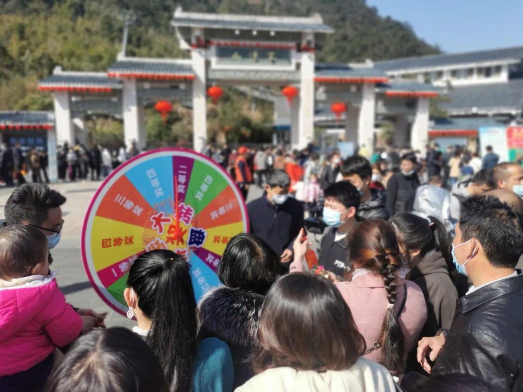 牛!牛!牛!2021春节假期三清山七上央视