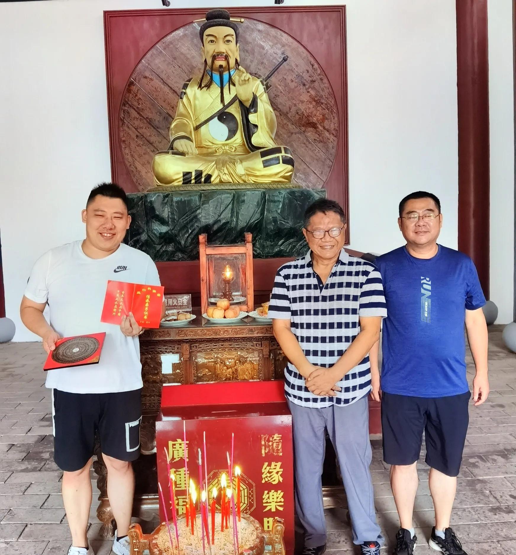 赣州辛丑年夏天第三期杨公古法风水和日课学习班圆满结束