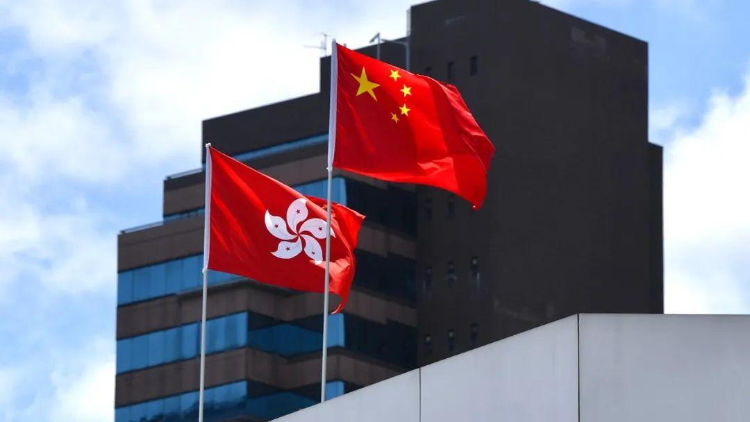 当心!香港虽小,破坏力量钻进来,足以危害国家主权和安全