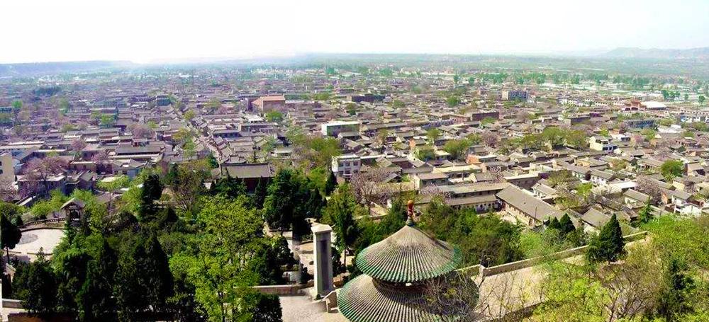 陕西渭南一个县级市,和山西隔黄河相望,拥有众多4A、3A景区