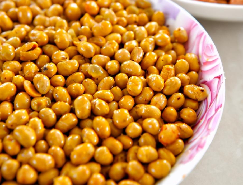 黃豆這做法太香了,焦脆酥香,好吃過癮,當零食解饞更有面子