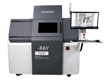 用X-RAY设备进行芯片检测,优势无可替代