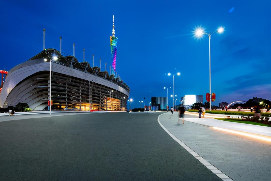 宏宇新型石材 助力广州新中轴线慢行系统品质提升