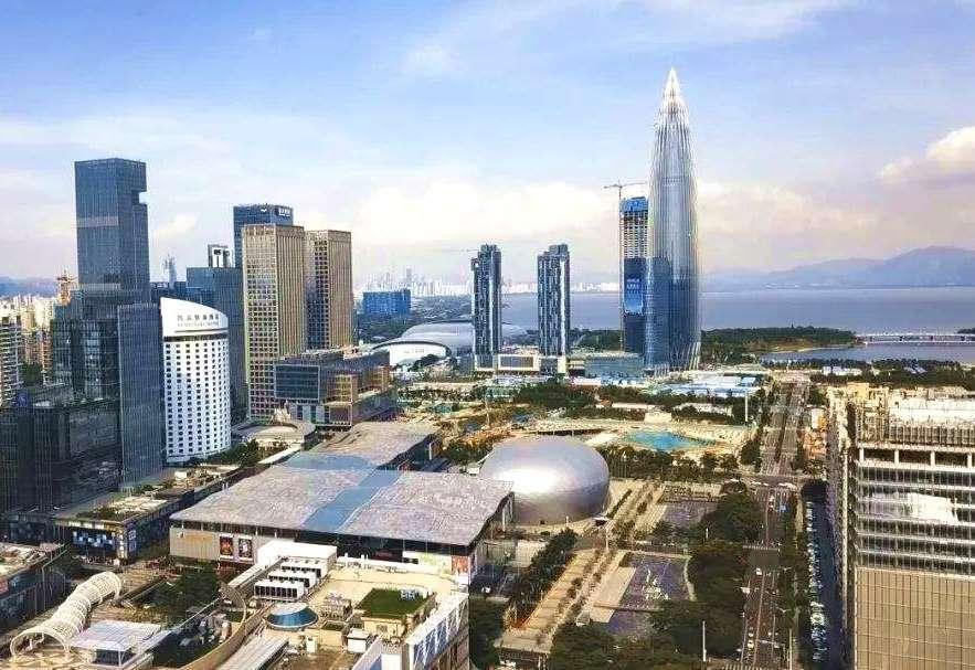 中国十强工业城市:江苏入围2个,广东4个,浙江无一入围