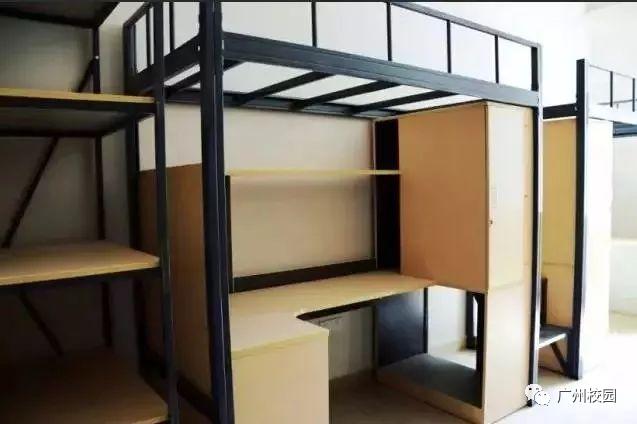 广东高校性价比最高的宿舍出炉!你的住宿费交亏了吗?