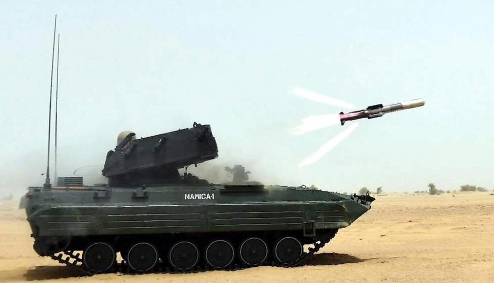 纳格性能超红箭10吗?先导弹定型再扯比谁强吧,仅有发射车没用