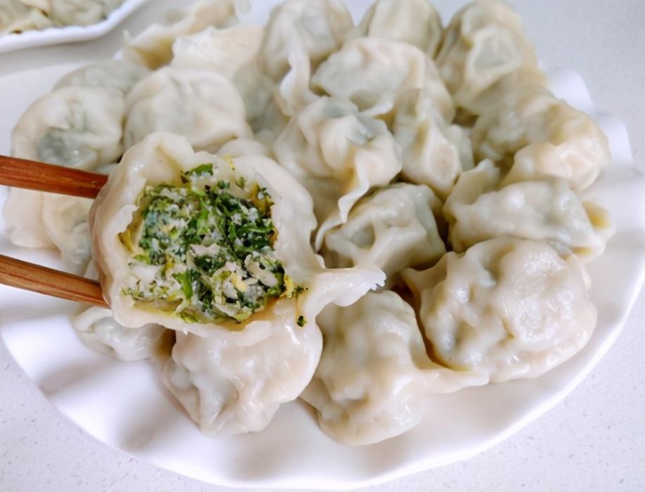 荠菜馅饺子的做法步骤图 饺子鲜香十足且多汁
