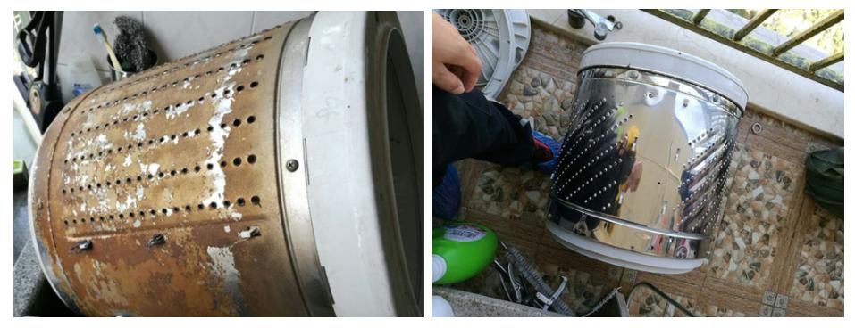 家里的洗衣机用久了比马桶还脏?教你正确的清洗方法,瞬间变干净 家务 卫生 第2张