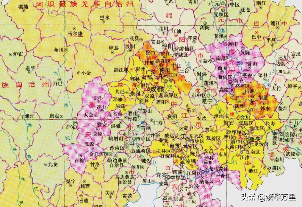 四川省成都市,我我国人口数量数最多的副省部级市德盛县市,为什么有1600数万人?